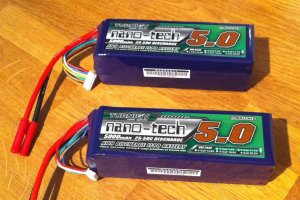 Turnigy Nano-Tech 6S 5000mAh